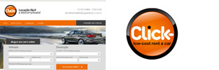 Portfolio EuroIT - Click Low-Cost Rent a Car